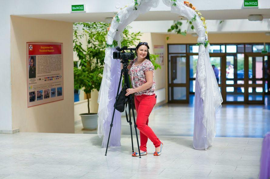 Свадьба 5.06.15 Сергей и Марина - фото 13023886 Видеостудия Paradise-company