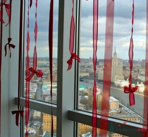"""Вид из панорамного зала """"Давос"""" - фото 17197 Банкетные залы """"Swissotel Красные холмы"""""""