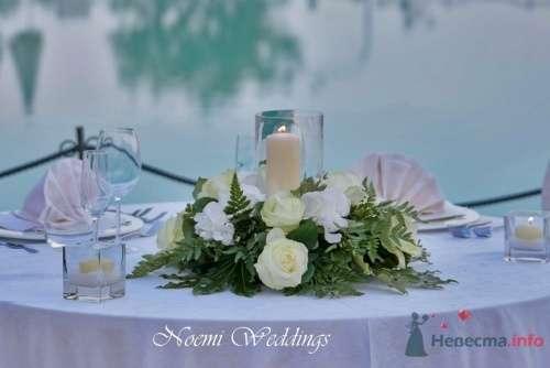 Фото 16416 в коллекции Flower design - Noemi Weddings - организация свадеб в Италии