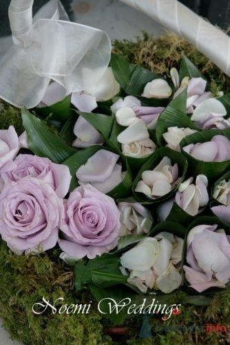 Фото 19005 в коллекции Свадьба в сиреневом цвете..  - Noemi Weddings - организация свадеб в Италии