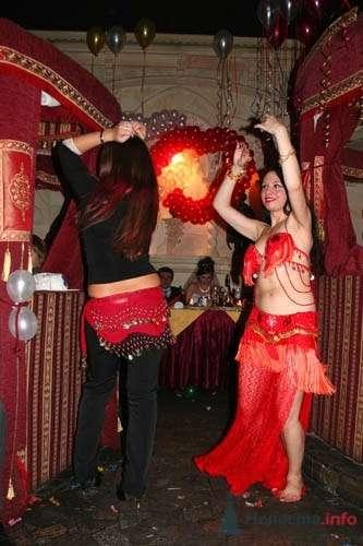 "мастер-класс танцев мира на свадьбе - фото 27993 ""Funday"" - организация мероприятий"