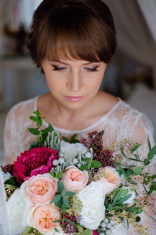 #макияж #визаж #визажист #свадебныйстилист#нежныйобразневесты #невеста #wedding #bride #makeup#hair #inspiration #style #mua #muah #невеста #свадьба#макияж #прическа #невеста #образневесты #стилист#визажиствиталии #свадебнаяприческа #прическанасвадьбу#сва - фото 12822408 Визажист и мастер по причёскам Мария Цветкова