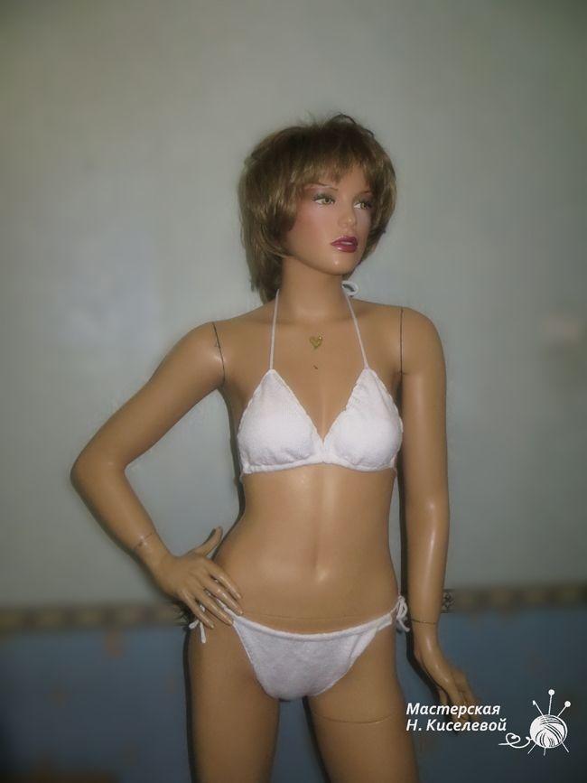 Фото 11245174 в коллекции пляж - Мастерская Натальи Киселевой - вязание на заказ