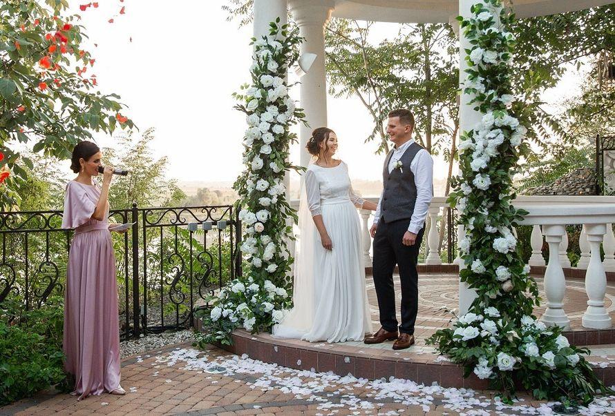 Проведение выездной регистрации брака
