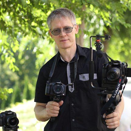 Видеосъёмка неполного дня - пакет Документальный фильм