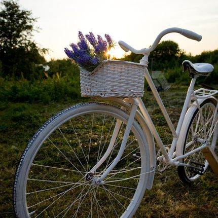 Свадебный велосипед
