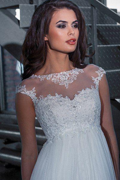 Свадебное платье греческое ТМ Love Bridal (Англия)   - фото 11391308 Свадебный салон Formarriage