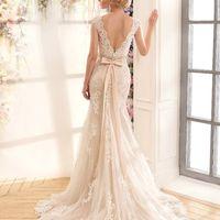 Свадебное платье силуэта рыбка ТМ Naviblue Bridal (США)