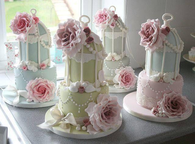 Гламурные свадебные торты фото