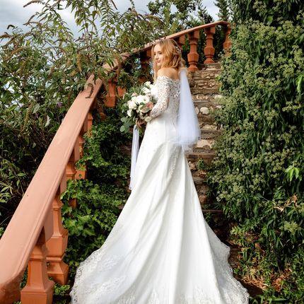 Пробный образ для невесты