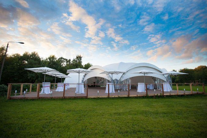 Рестораны и шатры