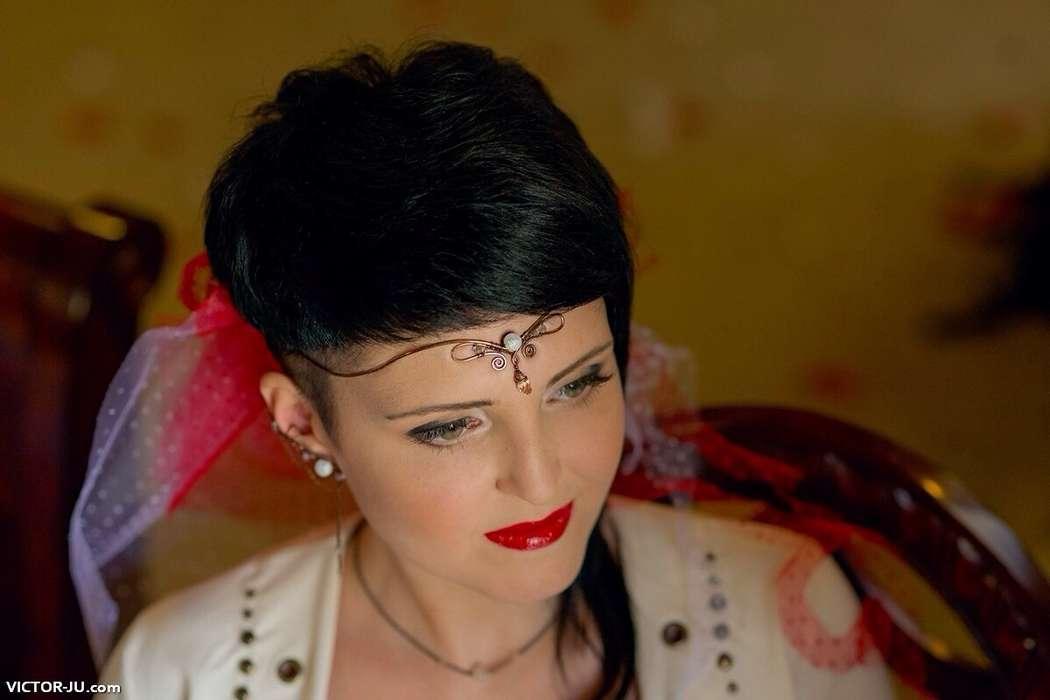 Невесты в Праге - фото 3698641 Визажист Angelie Blazinski