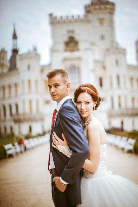 Прага ,Свадебный макияж. Невеста Наталья - фото 4577873 Визажист Angelie Blazinski
