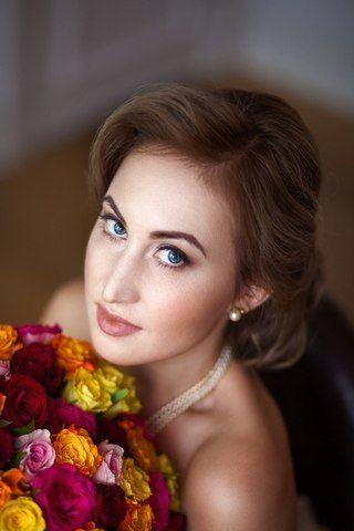 Фото 8356758 в коллекции Макияж  Свадебный образ ! - Визажист Angelie Blazinski