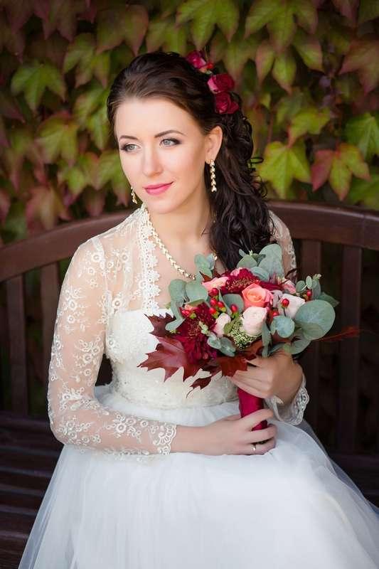 Визажист в Праге Анжела Блазински  Свадебный Макияж , вечерний макияж  make up Angelie Blazinski  - фото 14568758 Визажист Angelie Blazinski