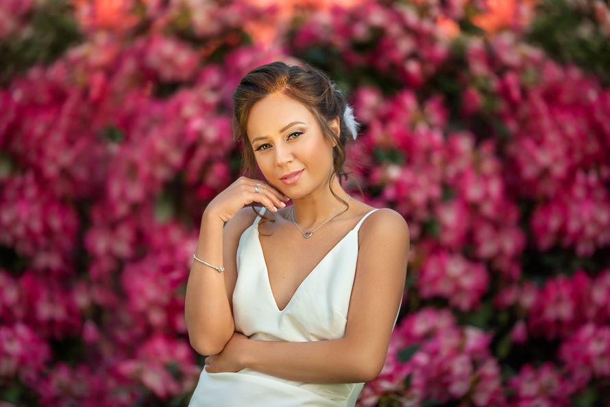 Свадебный визажист в Праге.  make up Angelie Blazinski  - фото 19036366 Визажист Angelie Blazinski