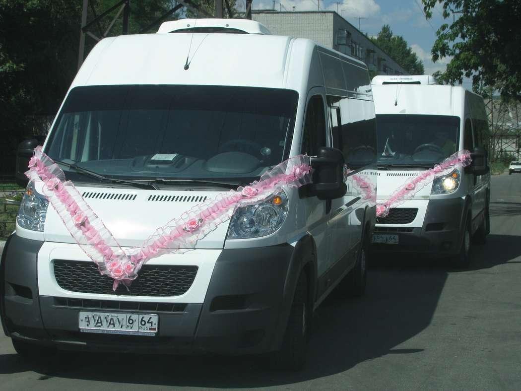 Автобус для родных и гостей - фото 2828141 Авто на свадьбу - Forvard-караван