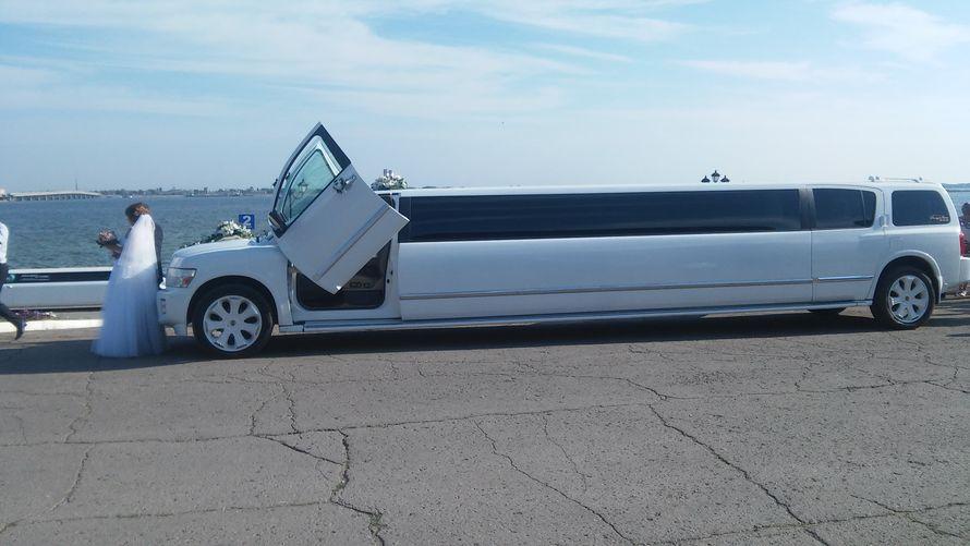 Аренда лимузина Инфинити на 22 места