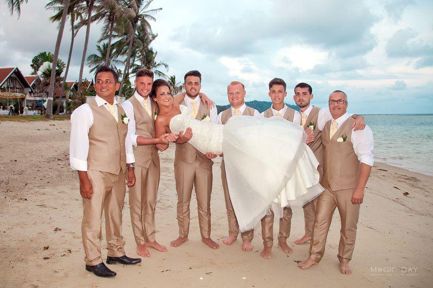 Свадебный фотограф на Сауми, Тайланд - фото 8973850 Фотограф Подчасова Анна на о. Самуи, Таиланд