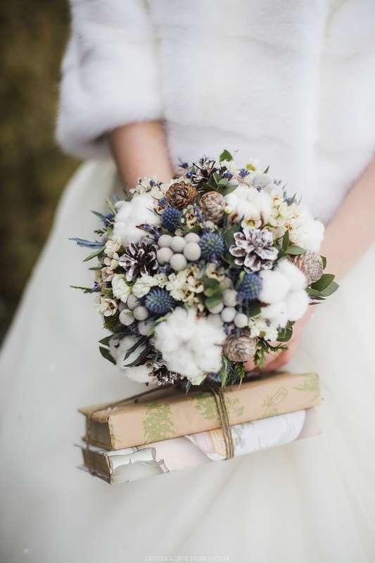 Зимний букет невесты - фото 4457751 Kse_nechka