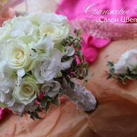 Розы, лизиантус
