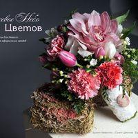 Букет Невесты от классики до эксклюзива любой сложности! Декор букета, бутоньерка и пакет лепестков- в ПОДАРОК!