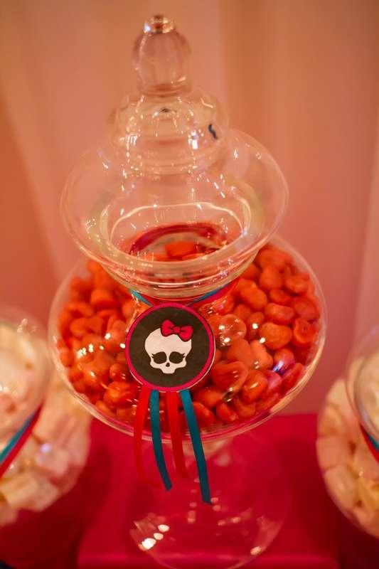 Фото 5228483 в коллекции Candy Bar в стиле мультика Monster High........... - Декор событий  –  дизайнеры