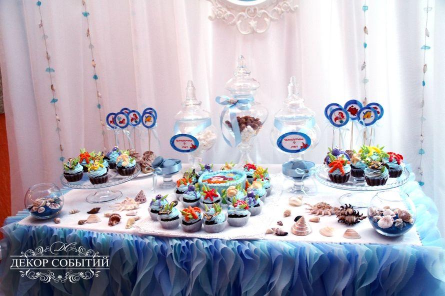 """Фото 5228511 в коллекции Candy Bar """"РУСАЛОЧКА"""" )) - Декор событий  –  дизайнеры"""