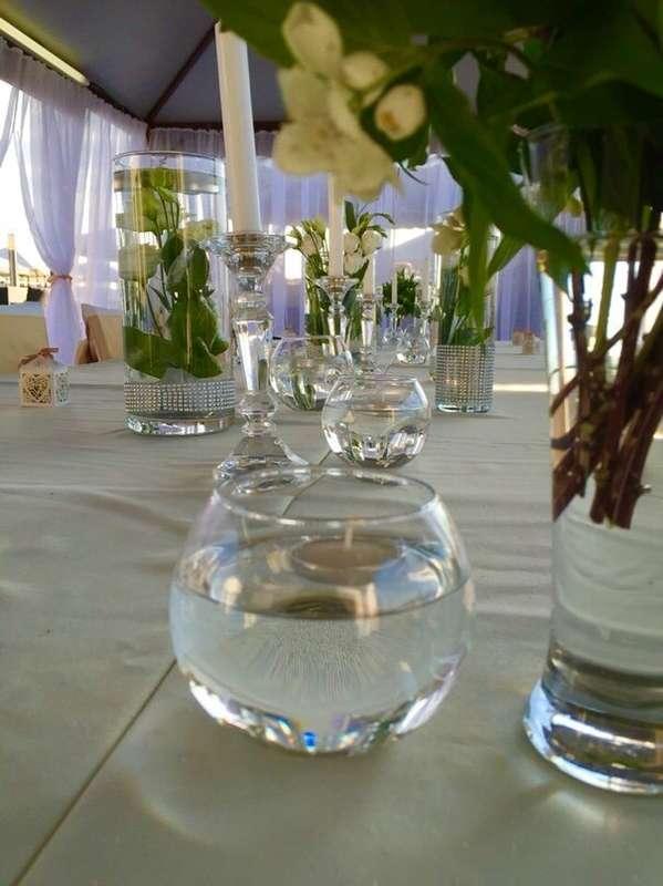 На летней террасе, классическое белое оформление - фото 11036934 Студия декора Rizi