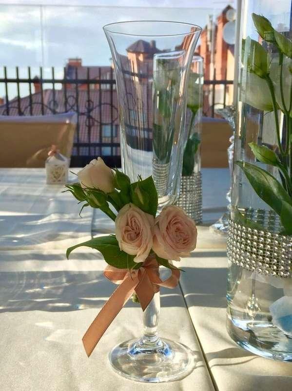 На летней террасе, классическое белое оформление - фото 11036936 Студия декора Rizi