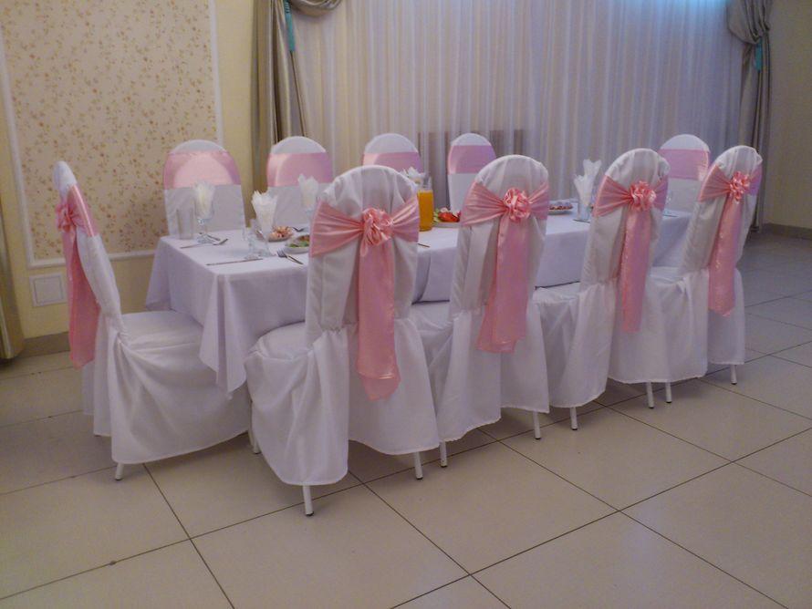 Фото 2839099 в коллекции Оформление стульчиков - Студия свадебного декора Smile