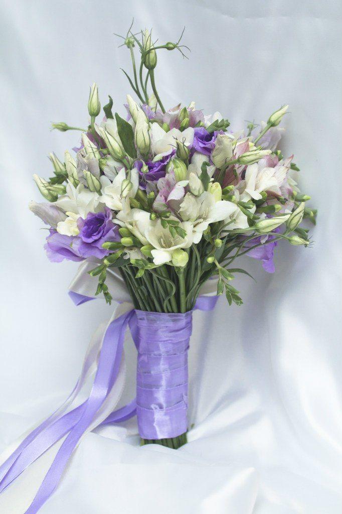 Букет невесты лилии эустомы своими руками, для мужчин