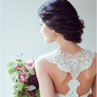 Свадебная фотосессия в стиле класического гламура (classic glamur wedding), но у меня ещё и слегка винтажная