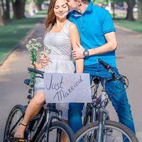 фотосессия Love Story / свадебная прогулка Днепропетровск. Свадебный фотограф Андросов Сергей Киев.