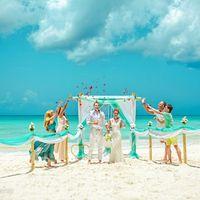 Оля и Андрей 04.07.14 остров Саона, Доминиканская республика Символическая церемония Dommarried  #свадьба_в_доминикане #фотограф_в_доминикане #margo_soulxray #wedding