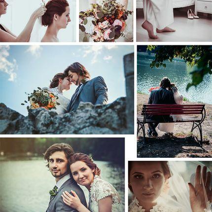 Антикризисный Свадебный фотопакет 6 часов