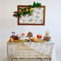 декор сладкого стола