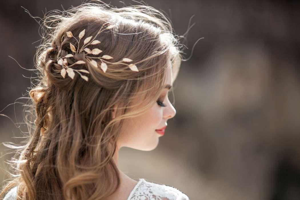 Фото Ксения Вовк - фото 16932698 Мастер причёски и макияжа Старостина Наталья