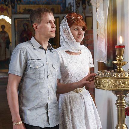 Фотосъёмка венчания