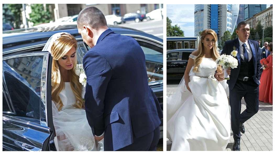 Свадьба бородиной все фото