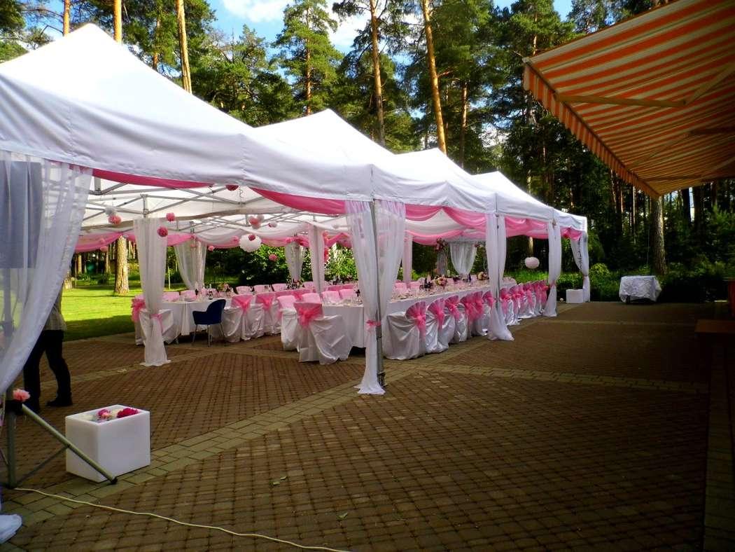 свадебные шатры - фото 2898377 Компания Троя - организация свадеб