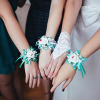Свадебные аксессуары и украшения : Нога : Подвязка фото : 46 идей 2017 года на Невеста.info : Страница 4