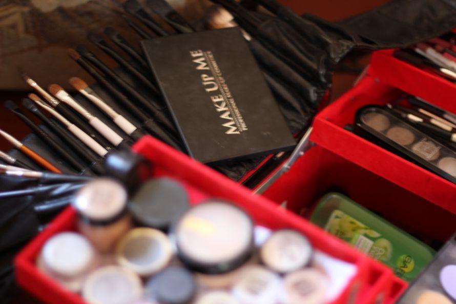 Набор косметики визажиста. - фото 2907277 Визажист Виктория Вишня