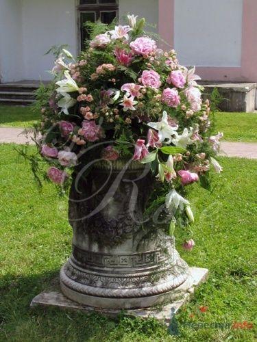 """Фото 17828 в коллекции Арки, уличное оформление - Галерея цветов """"L'Rose"""""""