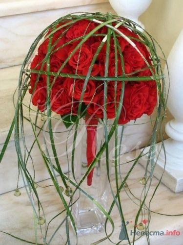 """Фото 17859 в коллекции Свадебные букеты, аксессуары - Галерея цветов """"L'Rose"""""""