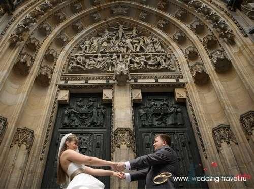 Фото 17807 в коллекции Свадьбы в Чехии - Невеста01
