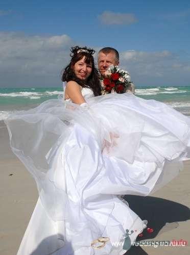 Фото 18079 в коллекции Свадьбы на Кубе - Невеста01