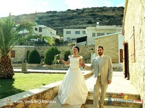 Фото 18095 в коллекции Свадьбы на Кипре