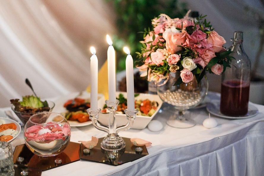 Фото 8601324 в коллекции Классическая свадьба в постельных тонах - Организация и оформление свадьбы Sweet Day