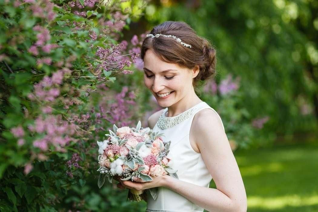 Фото 8601326 в коллекции Классическая свадьба в постельных тонах - Организация и оформление свадьбы Sweet Day